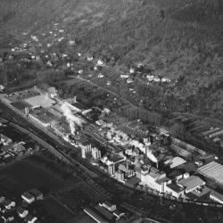 Luftbild Gesamtanlage OWA