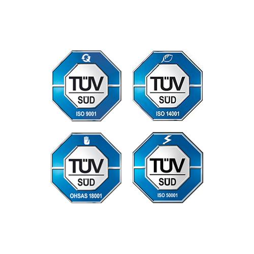 Awards TUEV