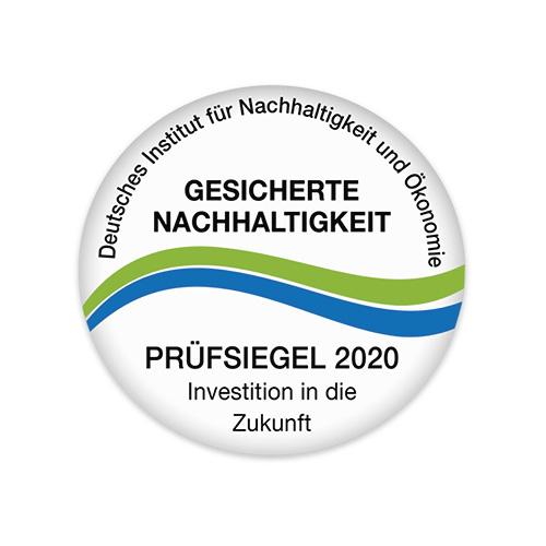 Deutsches Institut für Nachhaltigkeit & Ökonomie - Gesicherte Nachhaltigkeit