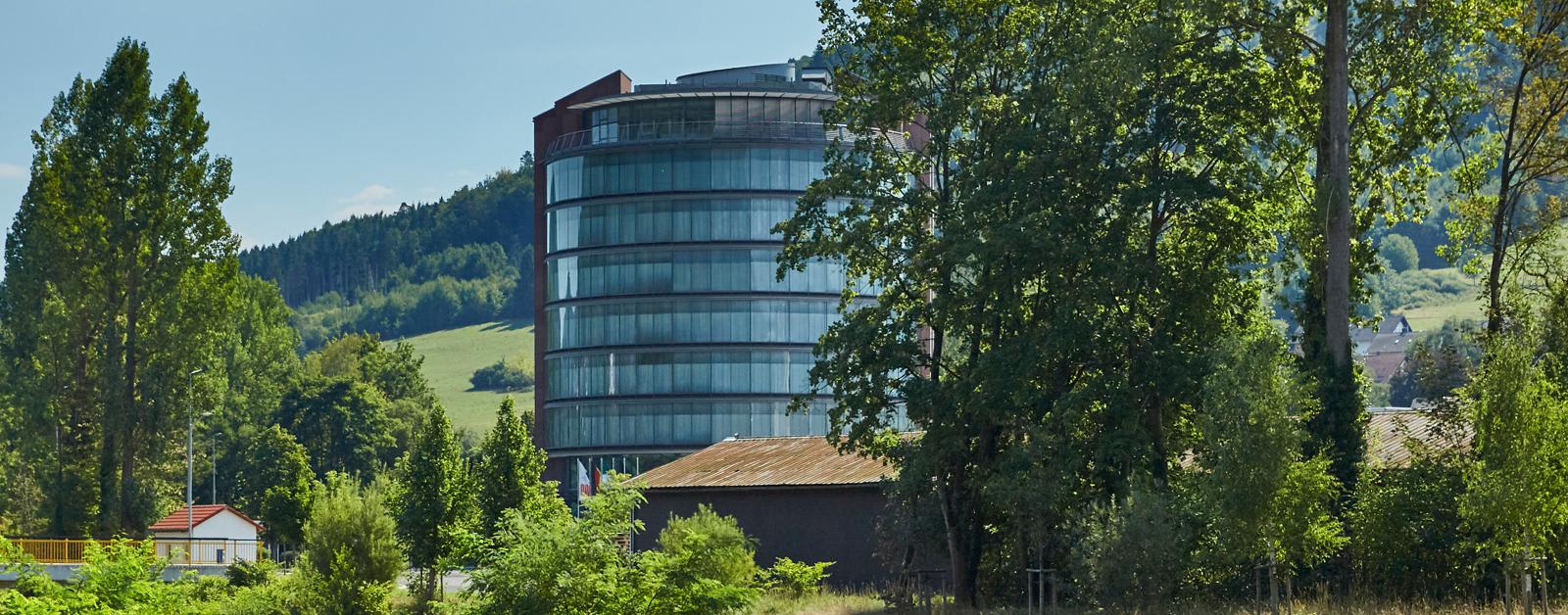 Unternehmenszentrale Amorbach