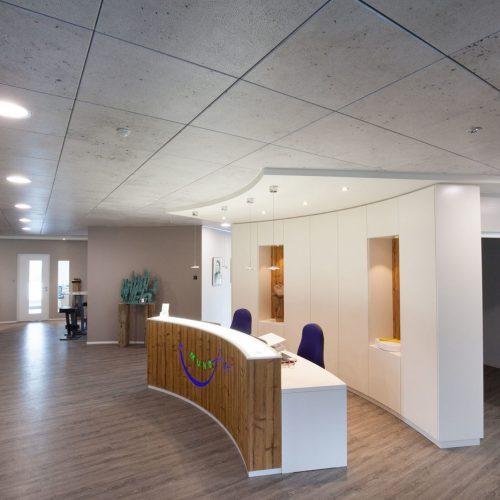 Medical Centre in Miltenberg, Germany – Reception