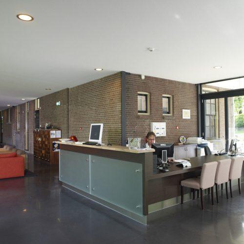 The Bitter & Zoet Health Centre in Veenhuizen, the Netherlands