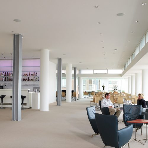 Hotel de Baak in Noordwijk, Niederlande