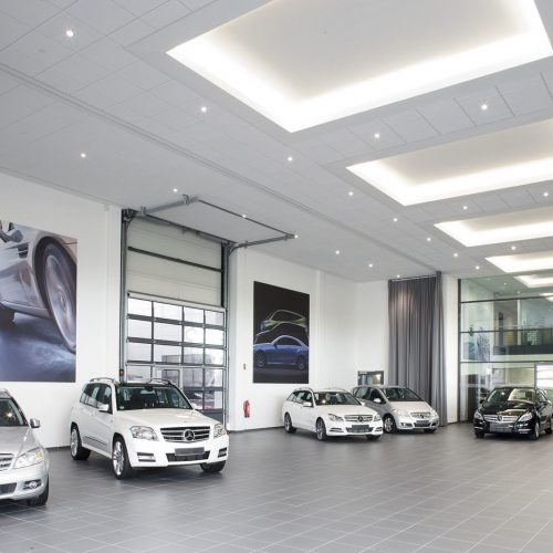 Mercedes-Benz Main Dealer in Nuremberg, Germany