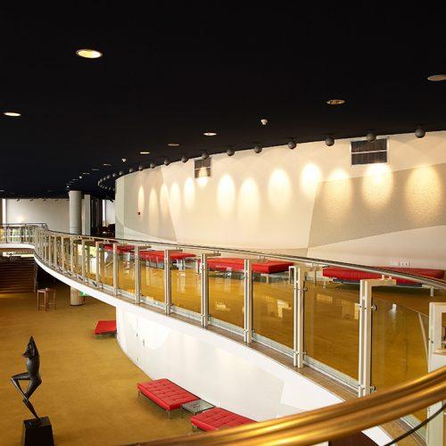 Le Parktheater à Eindhoven aux Pays-Bas
