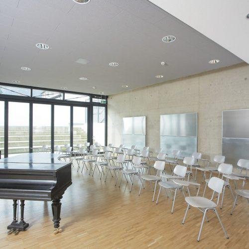 Escuela secundaria Theresia-Gerhardinger, Amorbach