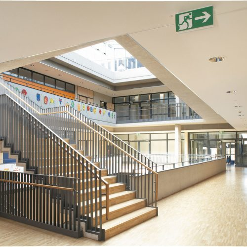 Theresia-Gerhardinger Secondary School in Amorbach, Germany