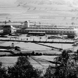 OWA Firmengelände im Jahr 1948