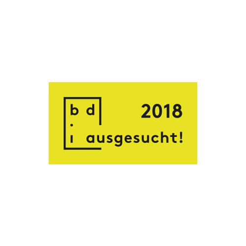 bdia ausgesucht! 2018