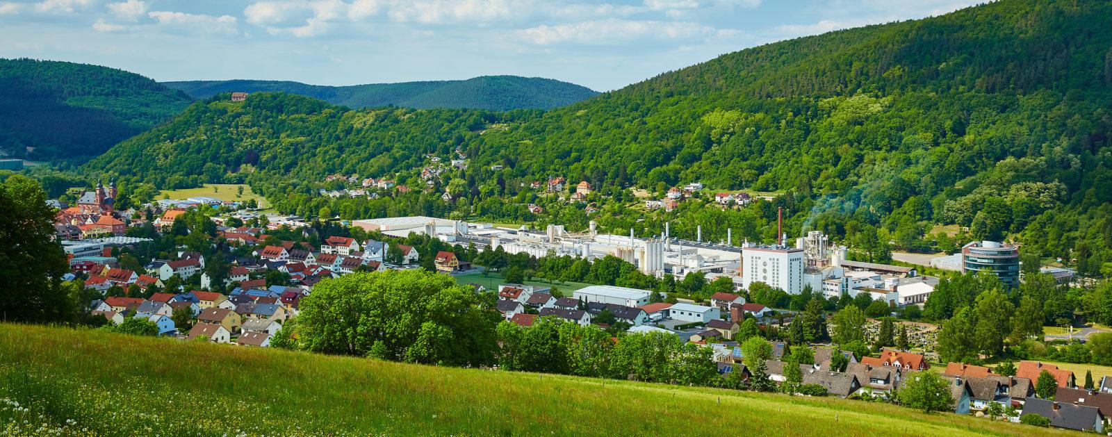 Gesamtanlage OWA - Odenwald Faserplattenwerk