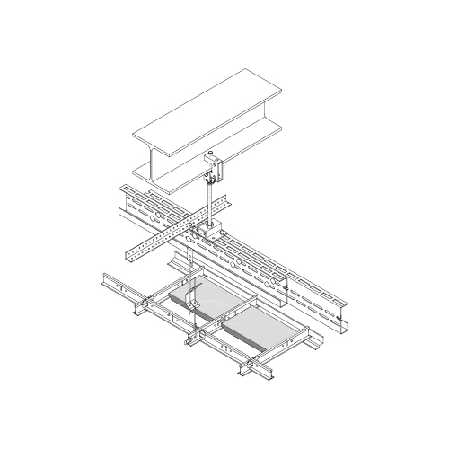 Wide-span beam system type 6500 — OWA – Odenwald