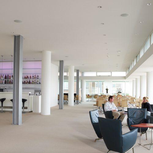 Hotel de Baak à Noordwijk aux Pays-Bas