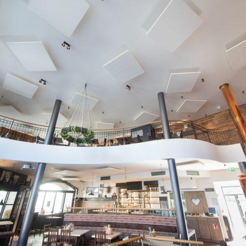 Bar restaurant BVH, Obernburg