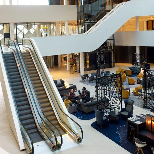 Hilton Hotel, Amsterdam