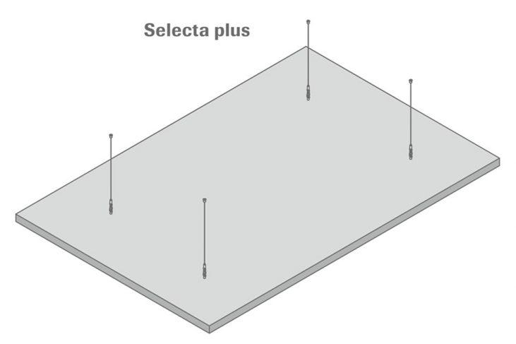 Detailaufnahme Selecta plus